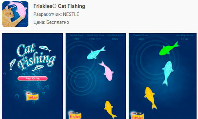Cat Fishing